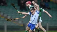 Waterford v Limerick - Munster Senior Hurling League Round 2 Refixture