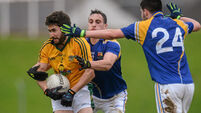 Meath v Longford - Bord na Mona O'Byrne Cup Final