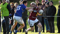Wicklow v Westmeath - Bord na Mona O'Byrne Cup Group D