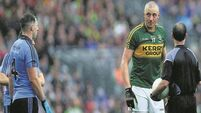Referee's All-Ireland final recording annoyed Kieran Donaghy