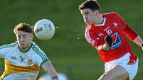 Louth v Offaly - Bord na Mona O'Byrne Cup Group B