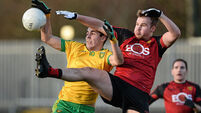 Donegal v Down - Bank of Ireland Dr. McKenna Cup Group B Round 1