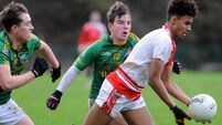 St Brendan's slam brakes on Pobalscoil Chorca Dhuibhne's drive for five