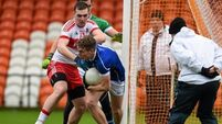 Cavan v Derry - Bank of Ireland Dr McKenna Cup Semi-Final