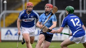 Slick Dublin ease past Laois