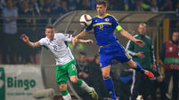 If Ireland's approach is right, Bosnia are there for taking