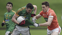 Meath v Armagh - Allianz Football League Division 2 Round 1