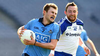 Jack McCaffrey and Paul Mannion set to miss out for Dublin