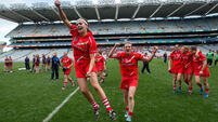 Cork camogie players eye legal options in regrading row over typed applications