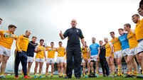 Antrim boss rejects Wexford's claims of 'thuggery'