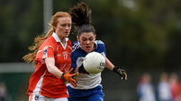 Aimee Mackin stars as Armagh maintain perfect start