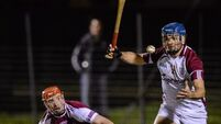Galway v NUIG - Bord na Mona Walsh Cup Group 4