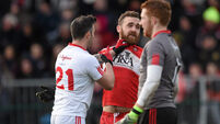 Derry v Tyrone - Bank of Ireland Dr. McKenna Cup Group A Round 2