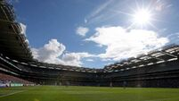 Croke Park opts for English turf over the old sod again