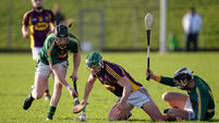Meath v Wexford - Bord na Mona Walsh Cup Group 3
