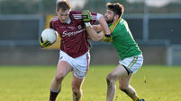 Galway v Leitrim - FBD Connacht League Section B Round 2