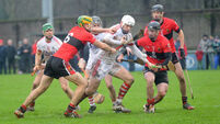 Second-half goals seal victory for Cork