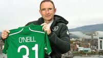 Martin O'Neill backing his lucky number ahead of Euro 16 showdown