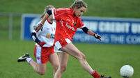Orla Finn shows star quality for Cork