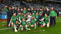 Ireland dig deep for Shinty-Hurling International win against Scotland
