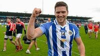 Conal Keaney happy he gave in to Andy McEntee's persistence