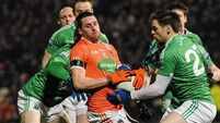 Stefan Campbell point gets Armagh out of trouble