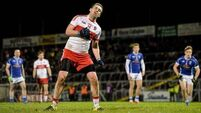 Damien Barton says defensive qualities key for Derry