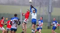 Late Ryan Burns brace scalds Waterford