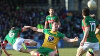 Donegal leave Mayo pointless