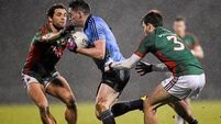 Mayo staring down the barrel after loss to Dublin
