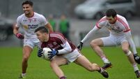 Tyrone forced to sweat as Damien Comer goal lifts Galway