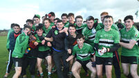 Coláiste Críost Rí stand firm to bridge long 24-year gap