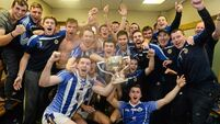'They think it was a fluke', says Ballyboden's Andy McEntee