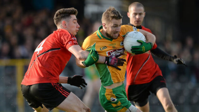 Martin Farragher on fire as Corofin cruise to final