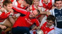 Goals prove crucial as Cuala end 21-year wait for glory