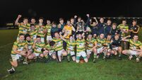 Brilliant Blackrock sweep aside anxious Duhallow