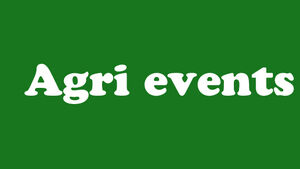Weekly agri events guide