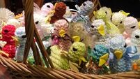 ICA news: ICA knitted chickens deliver big hit for charity fundraiser