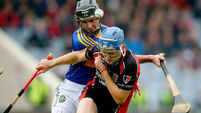 Oulart-The Ballagh forced to battle against gutsy Laois men