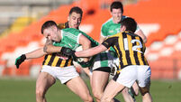 Crossmaglen win spoilt by row and biting allegation