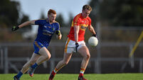Resolute Castlebar hold off Clann na nGael