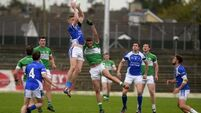 James O'Donoghue hat-trick fires Legion through to semi-final