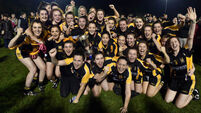 Goals key as Mourneabbey retain ladies title