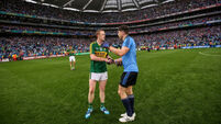 Bernard Brogan frustrated by notion Dublin success linked to Croke Park