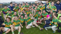 Clonmel Commercials edge Moyle Rovers in thriller