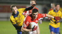 Ahearne brothers lead Stradbally into final