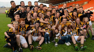 Crossmaglen Rangers march to 19th title in 20 seasons