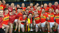Neil Douglas hat-trick delivers glory to Castlebar Mitchels