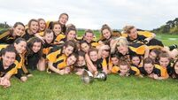 Mourneabbey's driving ambition for All-Ireland glory