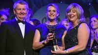 Briege Corkery leads charge as Cork dominate All Star Awards